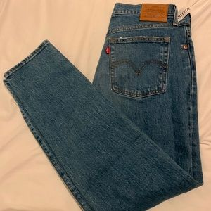 Levi's Skinny Jeans from Aritzia